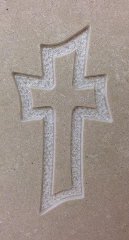 croce bassorilievo INCISIONI E BASSORILIEVO